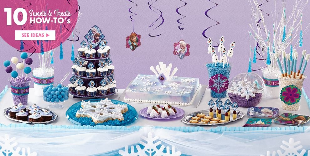 How Is Frozen Party Supplies Best Party City Coupons For You